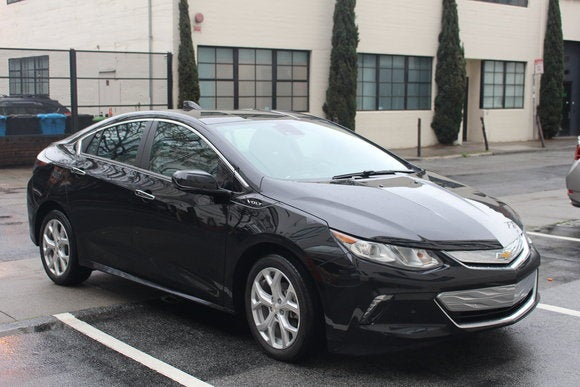2016 Chevy Volt review The cult hero of plugin hybrids reaches