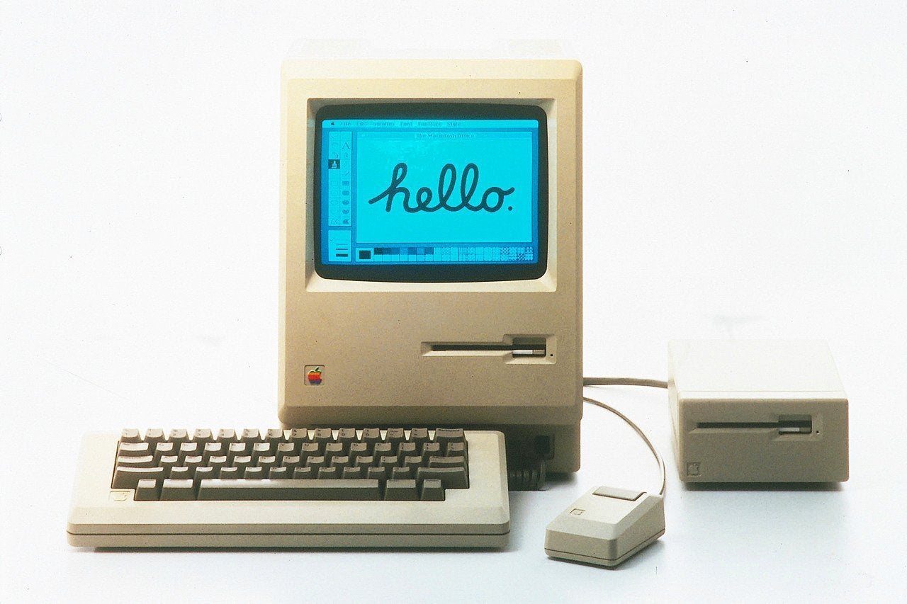 original mac