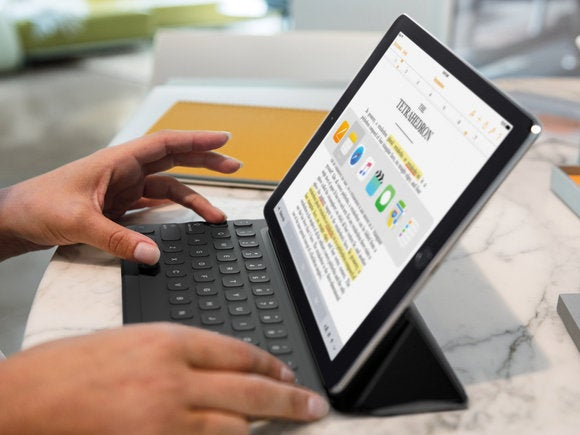 Pro tablet face-off: 9.7-inch iPad Pro vs. Galaxy TabPro S vs. Surface Pro 4