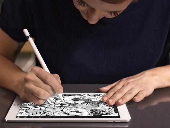 9 ipad pro pencil stock