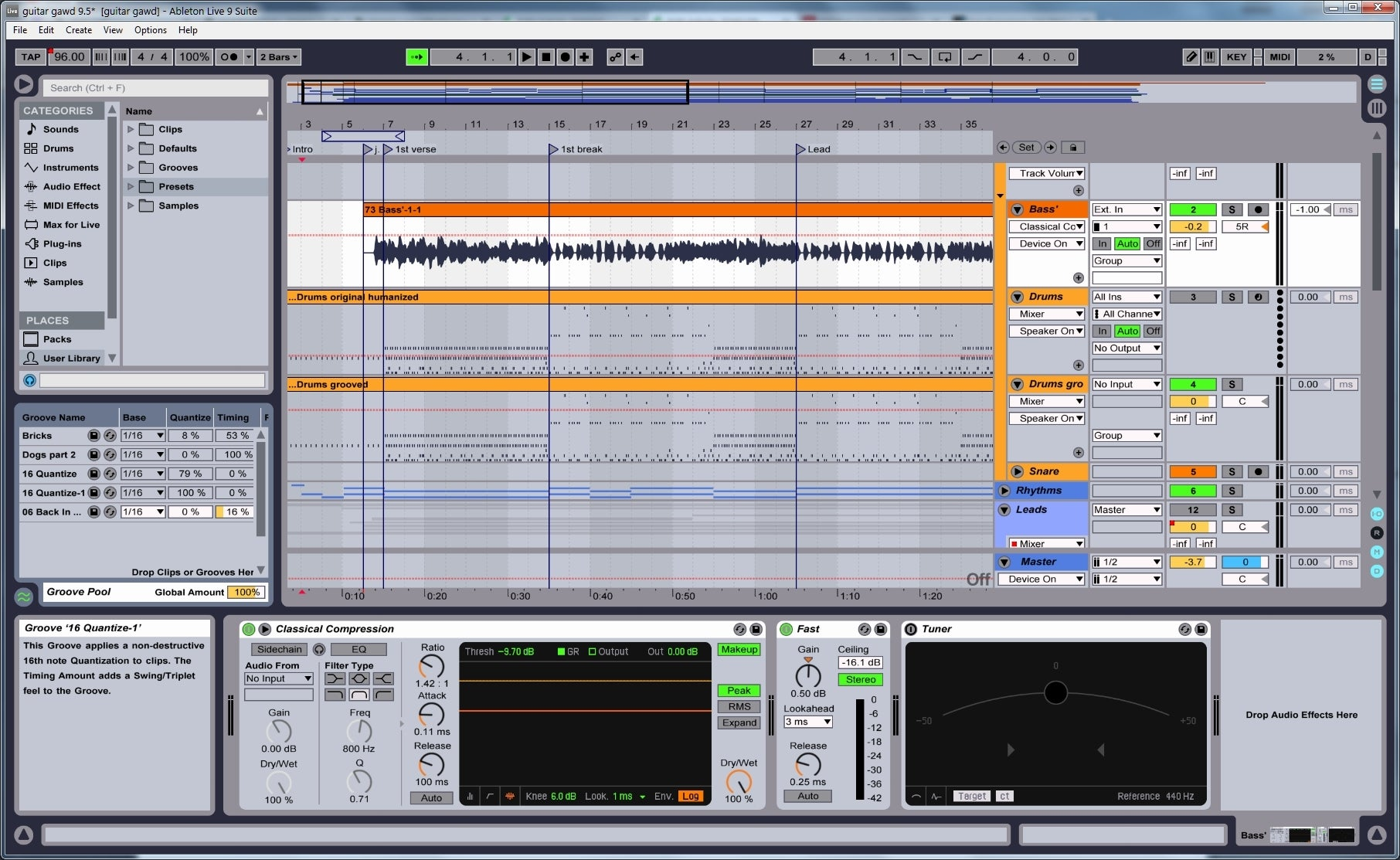 Ableton Live Review This Digital Audio Workstation Does It All Pcworld