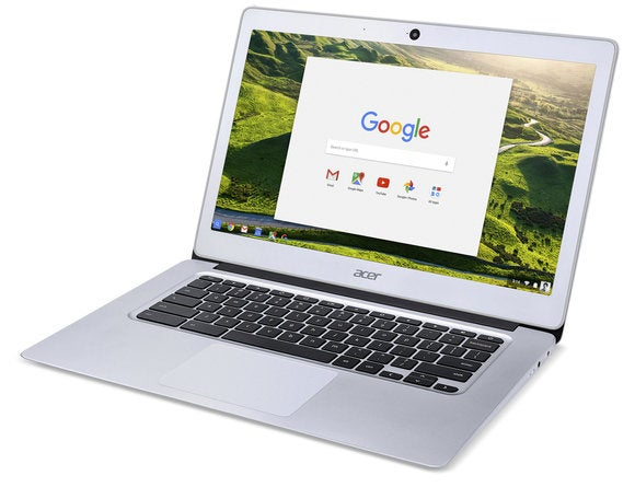acer chromebook 14 cb3 431 left facing google wp