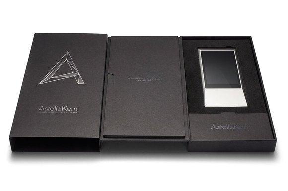 AK Jr comes in beautiful packaging