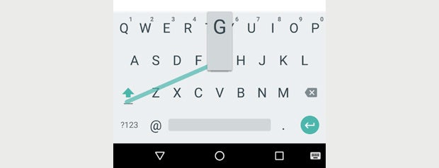 Android Keyboard Shortcuts (2)