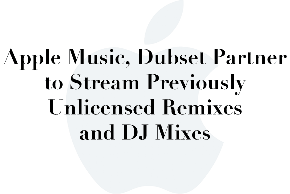 apple dubset