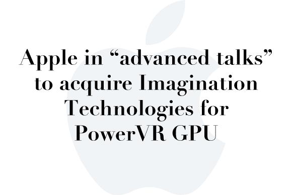 apple imagination tech