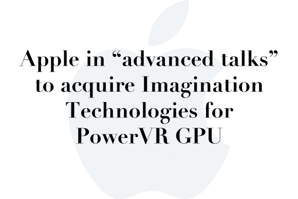 apple imagination tech