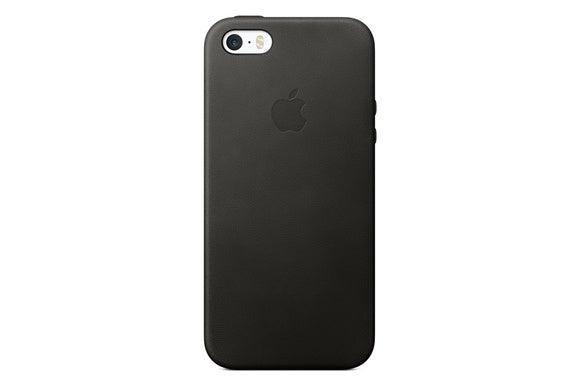 apple leather iphone