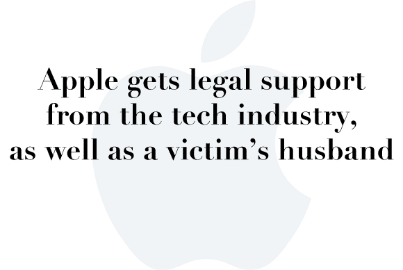 apple legal support