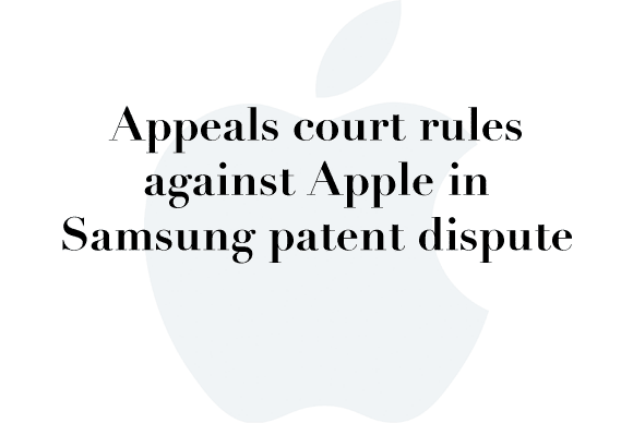 apple loses samsung appeal