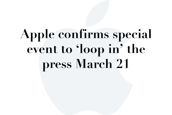 apple march21 event
