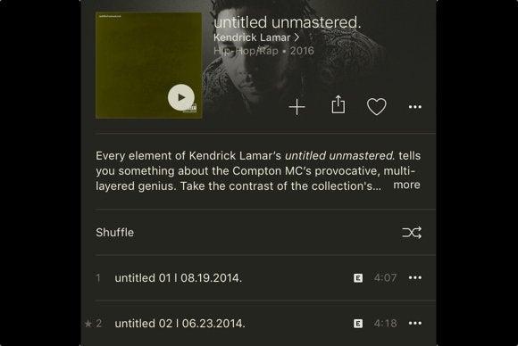 apple music ios 9.3