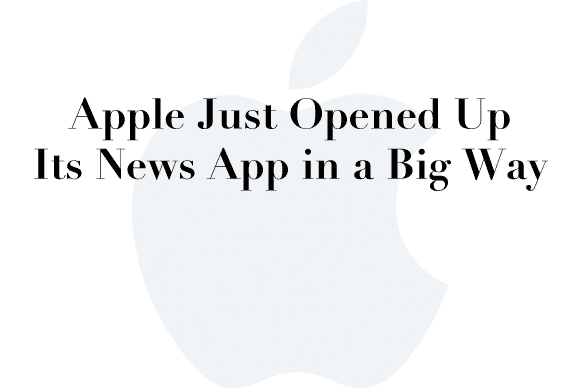 apple news ios app