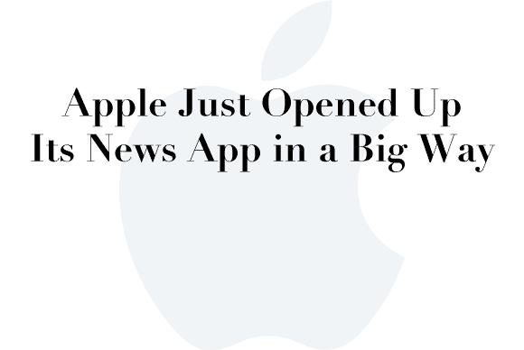 apple news ios app