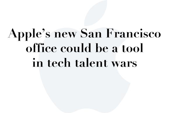 apple sf office