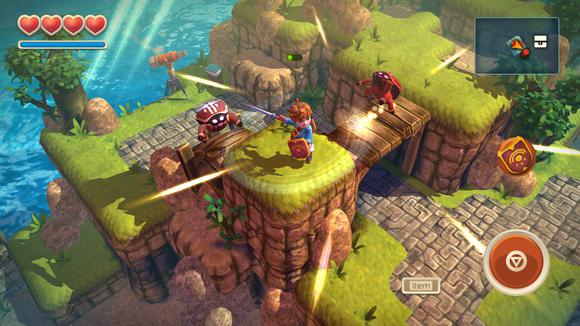apple tv gamepad games oceanhorn