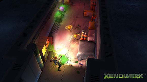 apple tv gamepad games xenowerk