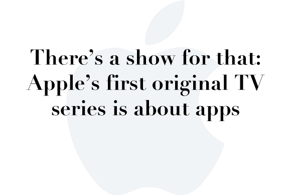 apple tv show apps