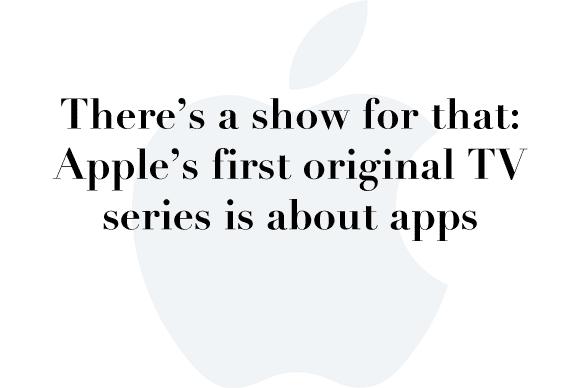 apple tv show apps