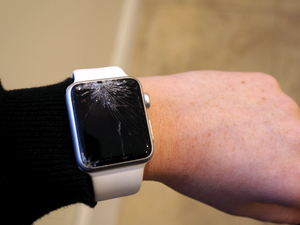 apple watch rip