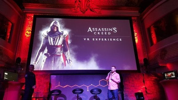 assassins creed vr