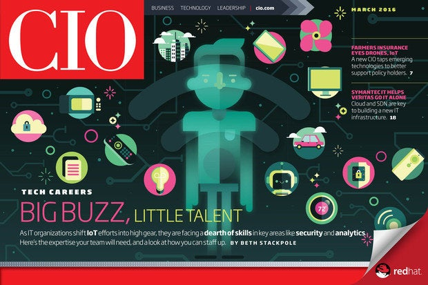 CIO March 2016 digital issue