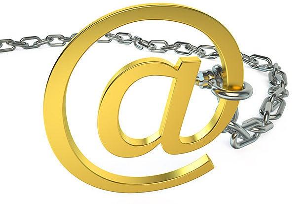 at symbol chain