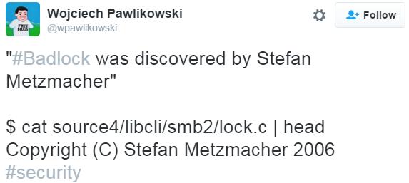 badlock wpawlikowski twitter