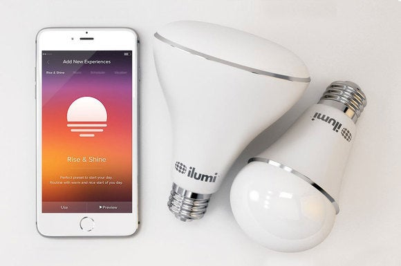Ilumi LED bulbs with app