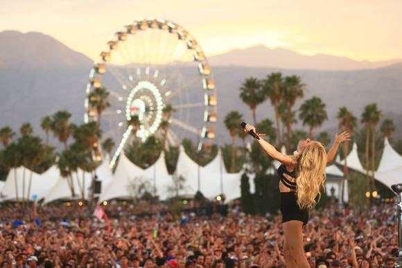coachella live music