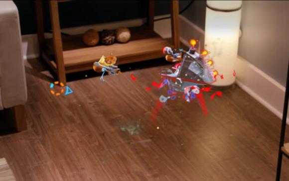 conker 1 HoloLens Microsoft