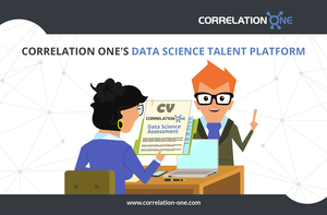 correlation one data science scientist job