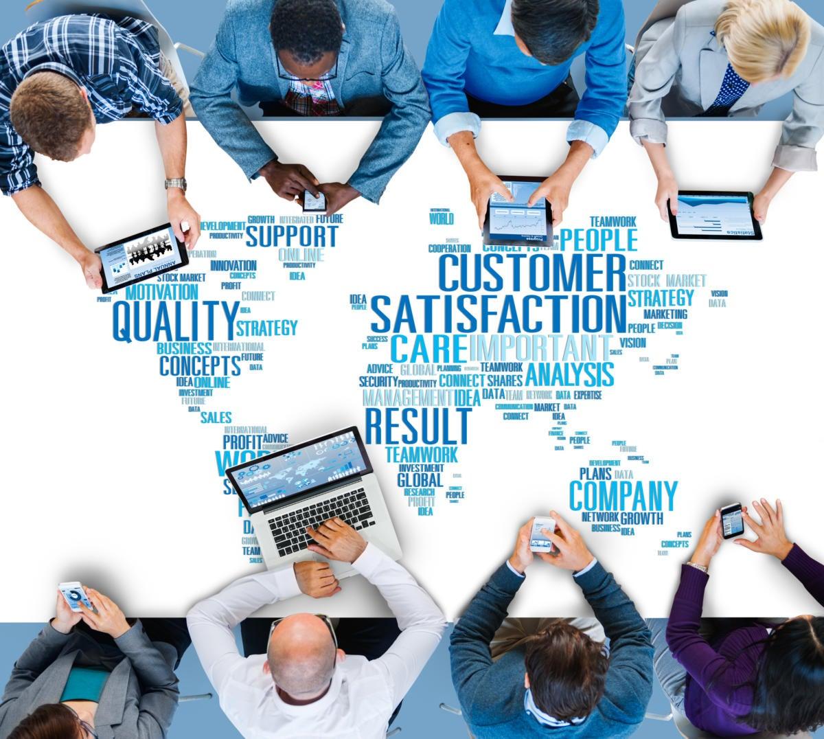customer service ts
