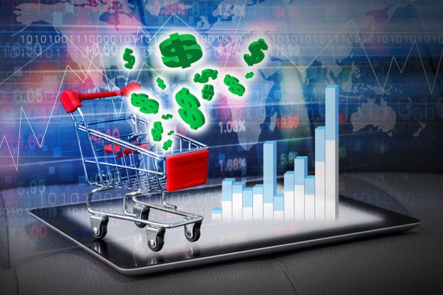 digital transformation shopping cart