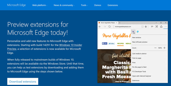 Report: Microsoft will build ad blocking into a future version of Microsoft Edge
