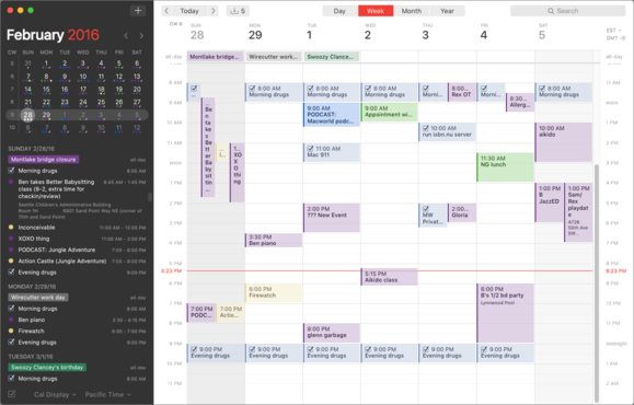 fantastical 25 main week view