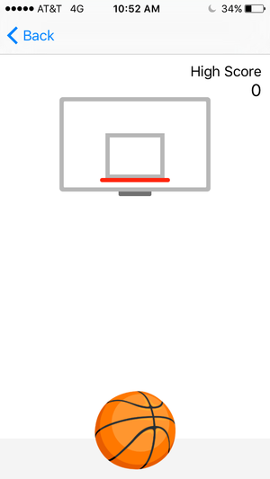 fb messenger basketball
