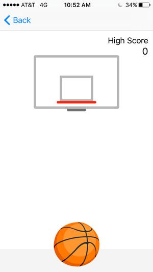 fb messenger basketball