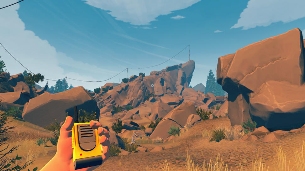 Firewatch Review Get Lost In The Woods Find Yourself
