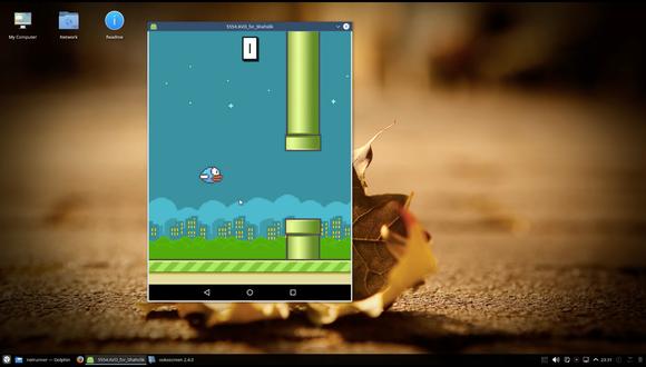 Flappy Bird on Linux