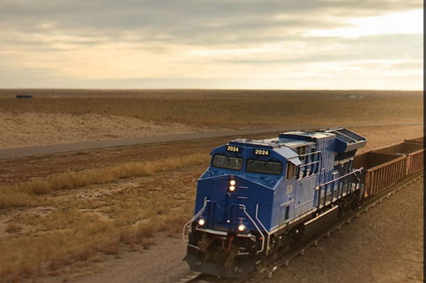 GE's Tier 4 locomotive