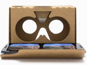 google cardboard stock