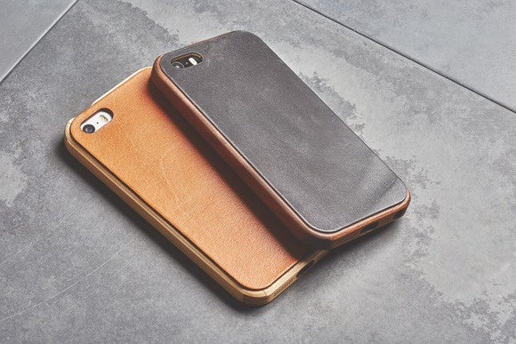 Grovemade Maple & Leather iPhone 6/6 Plus Case: Naturally ...