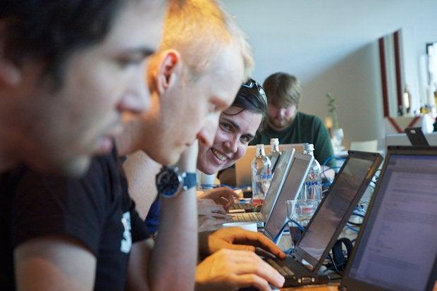 speed dating hackathon
