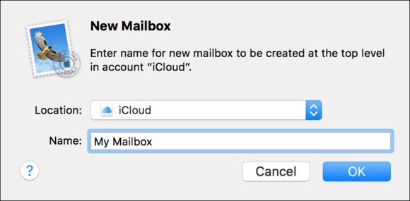 icloud mailbox