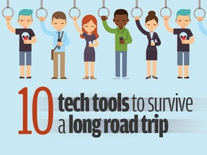 10 tech tools to survive a business trip