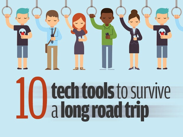 10 tech tools to survive a business trip - intro title