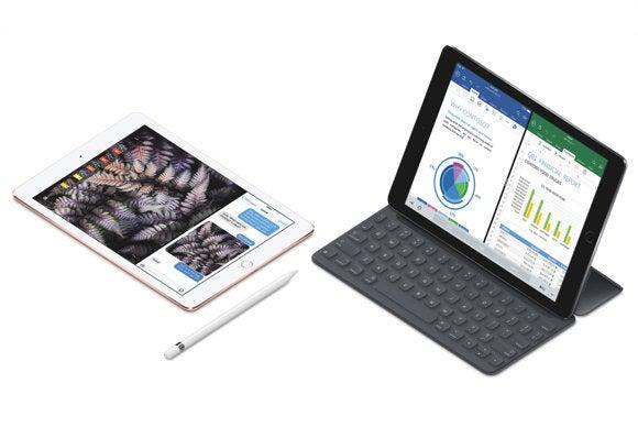ipad pro keyboard pencil ios 9.3