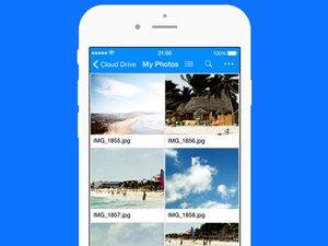 iphone amazone cloud drive