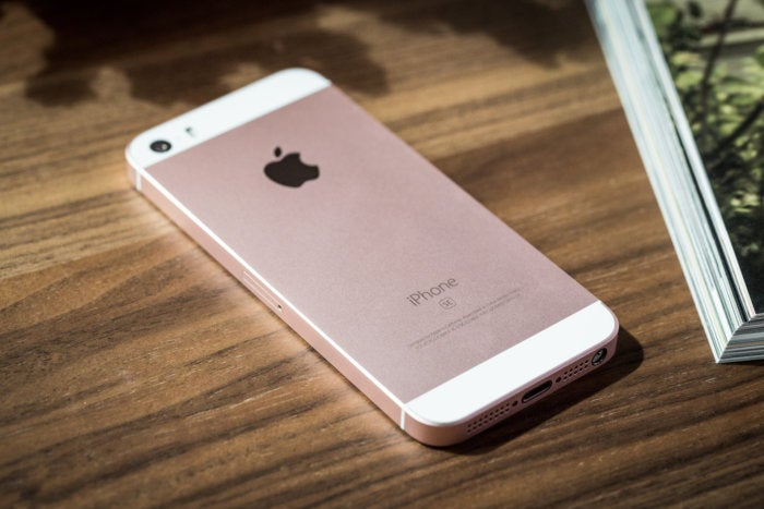 The iPhone SE is Available on Apple's Online Clearance Products Store [update: Sold Out]